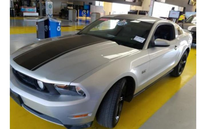 Proceeds From auction of 2010 Mustang GT will go to NIADA foundation to fund charitable efforts, scholarships. - IMAGE: NIADA.com
