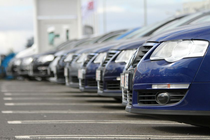 Inventory Slowly Bouncing Back as Demand Slows