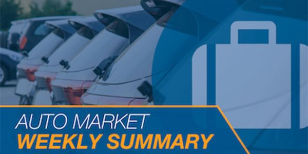 The slowing auto market will lead Cox Automotive to revise downward its full-year new-vehicle...