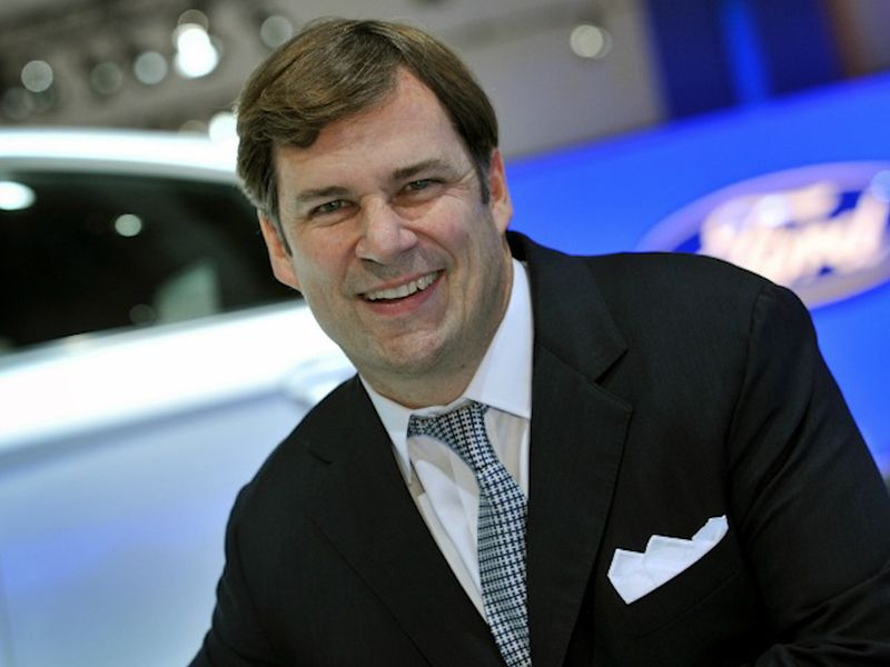 Ford CEO Names Top Priorities for EVs