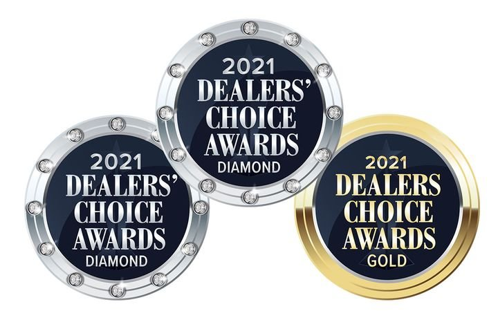 A consistent Dealers' Choice Awards winner since 2013, this marks the first time iA American has received the top awards for F&I Product Marketing and Data Mining, and for five years strong and counting, the Gold Award for Service Contract Reinsurance. -