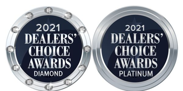 Dealers ranked Portfolio No. 1 for Service Contract Reinsurance and No. 2 for Appearance...
