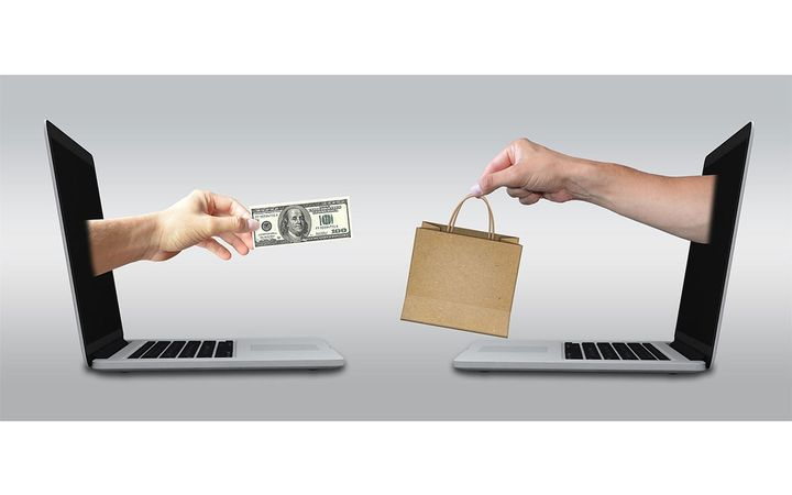 The U.S. Commerce department reported the uptick of 0.7% in retail sales. - IMAGE: Pixabay.com