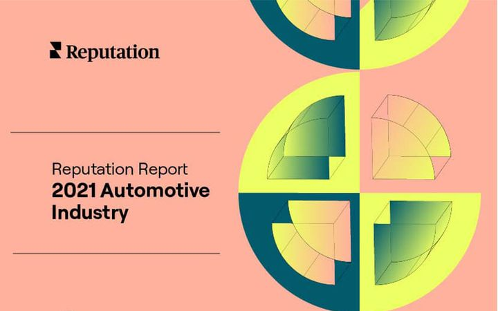 Report finds that the industry continues to rely on technology and customer feedback to improve the increasingly digital car-buying experience. - IMAGE: Reputation.com