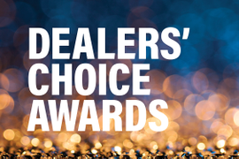 2019 Dealers' Choice Awards Voting to Open May 1