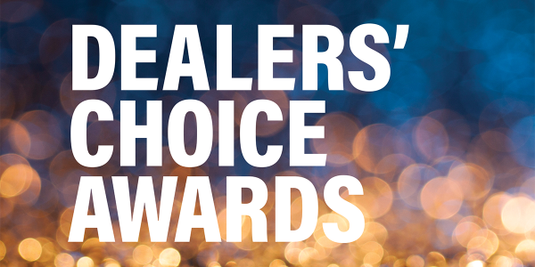 Voting Now Open for 2019 Dealers' Choice Awards