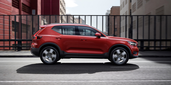 The successful launch of the XC40 compact CUV helped Volvo lead all U.S.-sold mass-market brands...