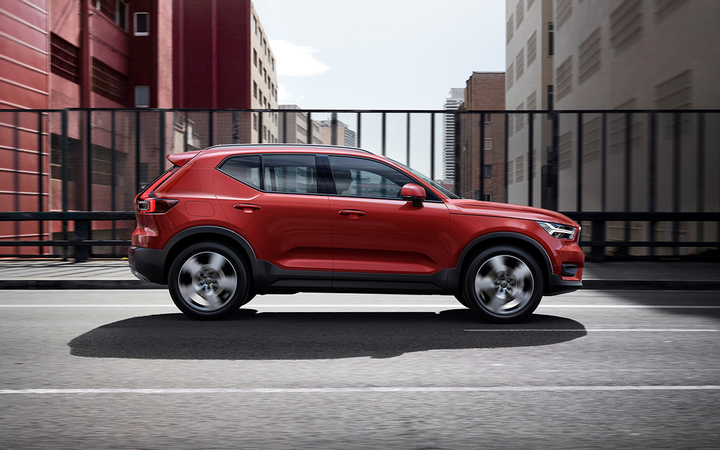 The successful launch of the XC40 compact CUV helped Volvo lead all U.S.-sold mass-market brands with a 20.6% total year-over-year gain in 2018. 