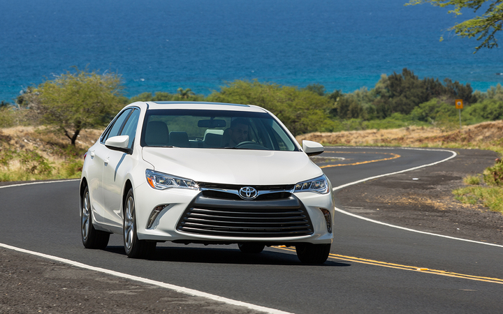 Pre-owned mid-size cars such as the seventh-generation Toyota Camry were up by 0.55% in Black Book's December Used Vehicle Retention Index, leading all categories at the end of 2018. 
