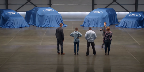 "Chevrolet's latest ""Real People"" ad was officially pulled to make way for new Silverado..."