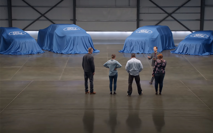 "Chevrolet's latest ""Real People"" ad was officially pulled to make way for new Silverado marketing, but only after drawing heavy criticism from Ford, Honda, Toyota, and Jalopnik's Tom McParland. 