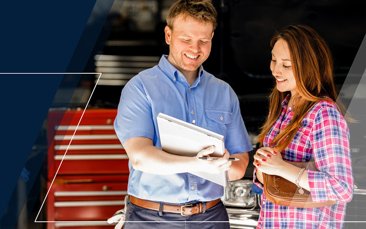A new Cox Automotive survey found more than two-thirds of customers want to track service pricing and progress on dealer websites and 55% would choose one dealership based on the availability of online estimates alone.   - Photo courtesy Cox Automotive