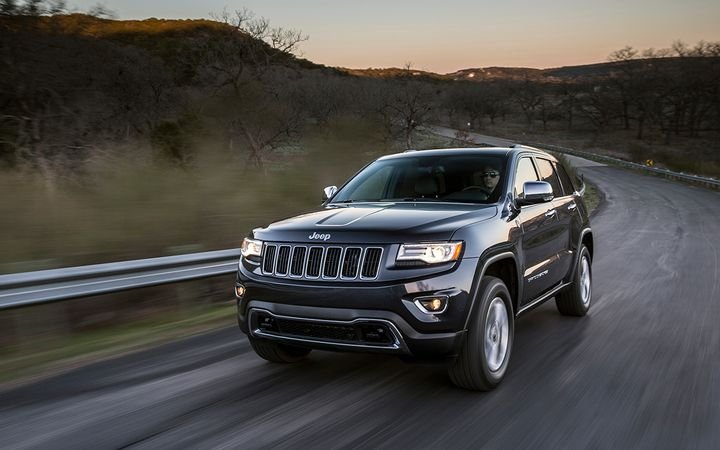 Regulators say the diesel engines in more 100,000 Jeep Grand Cherokee and Ram 1500 units sold in the U.S. in the 2014–'16 model-years used illegal software to cheat emissions standards.   - Photo courtesy FCA US LLC