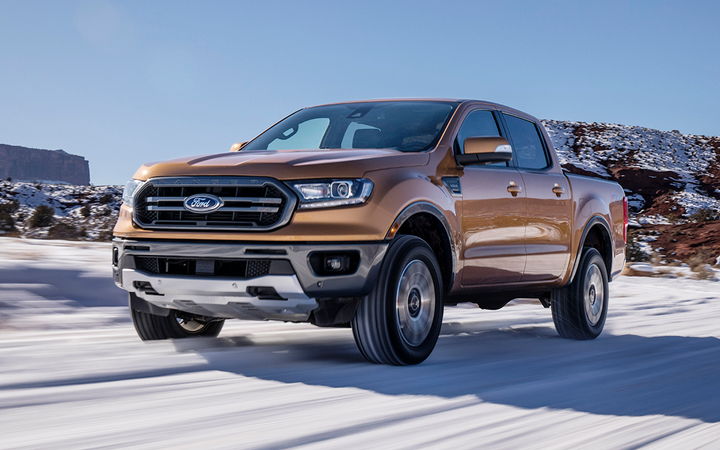 An edition of Ford's new Ranger is the likely candidate for the global mid-size pickup scheduled to be built as part of a new partnership with Volkswagen. 