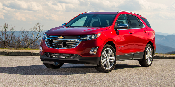 Loyalty to such vehicles as the Chevrolet Equinox helped make General Motors the top-ranked...