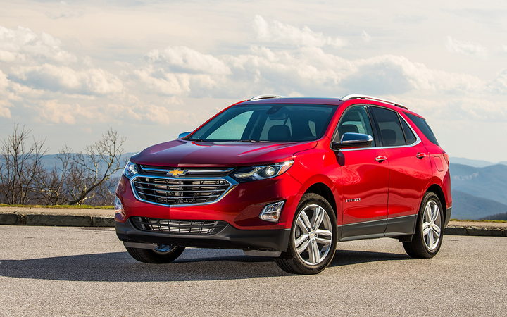 Loyalty to such vehicles as the Chevrolet Equinox helped make General Motors the top-ranked manufacturer in the 23rd annual Automotive Loyalty Awards. 