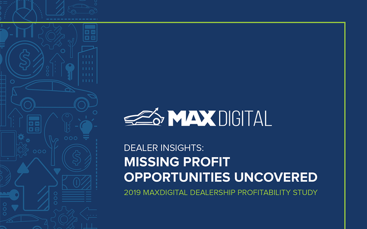 MAXDigital's third annual dealer survey finds multiple gaps in profit opportunities relating to pre-owned units, including trade-ins. 