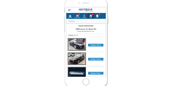 NextGear Capital users now have access to the platform's Self Reconciliation feature.
