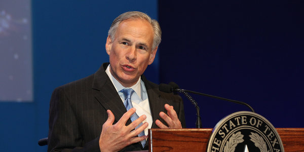 Texas Gov. Greg Abbott said his state's DOT will convene a task force focused on connected and...