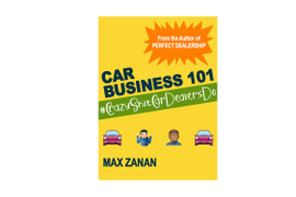 Zanan Publishes 'Car Business 101'