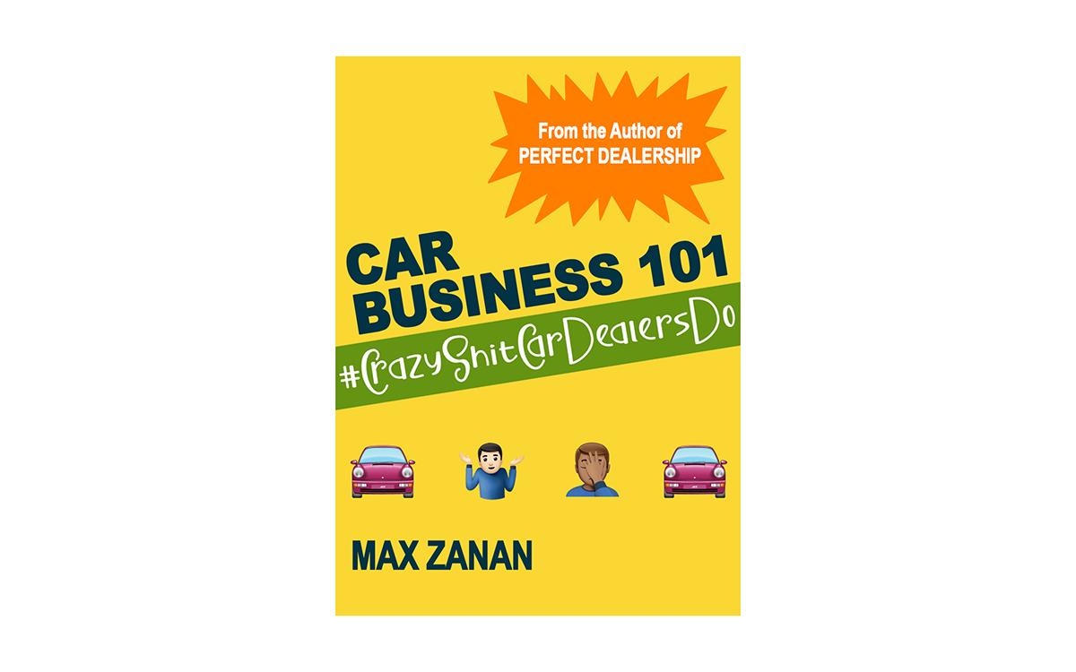Zanan Publishes 'Car Business 101'