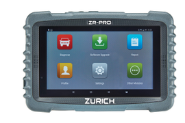 Zurich Debuts Tablet-Based Scanner