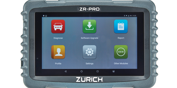 Zurich's new ZRPRO scanner combines an 8-inch Android tablet with a durable case.