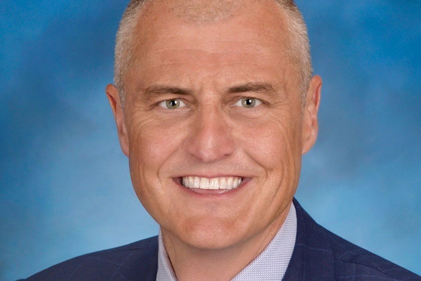 USAA COO Carl Liebert will become AutoNation's first new chief executive since 2009 next month.