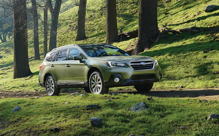 "The 2018 Subaru Outback is one of 20 mass-market and highline models included on Autotrader's lists of the top 10 ""must-have"" CPOs for 2019. 