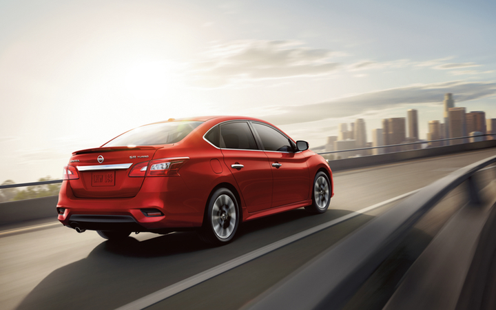 Average retained values for compact cars such as the 2017 Nissan Sentra were up 0.11% in January, helping to offset a two-month, nearly across-the-board decline. 