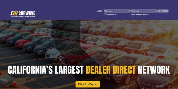 The Dealers' Forum is now CarWave, a rebrand that coincides with the California-based online...