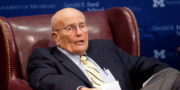 "Known as ""The Dean"" of the U.S. Congress, John David Dingell Jr. was its longest-serving member,..."