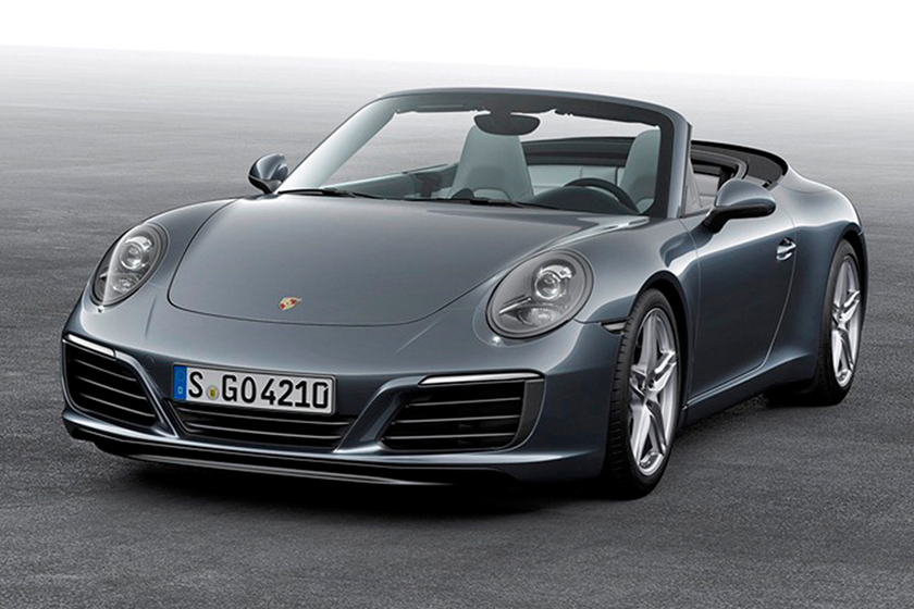 The 2016 Porsche 911 earned J.D. Power's first-ever Most Dependable Model award in the 2019 U.S....