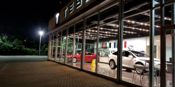 B+E announced the availability of a Tesla dealership and service center in Lyndhurst, Ohio, east...