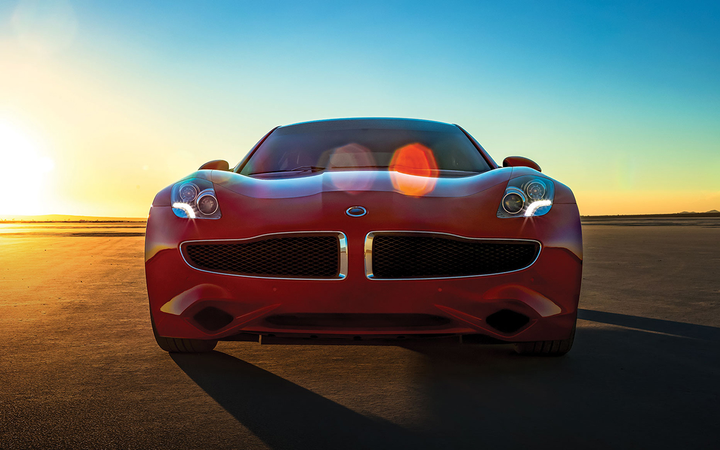 The Karma Revero is now sold in Nevada following the opening of a Las Vegas dealership belonging to the Towbin Motorcars group. 