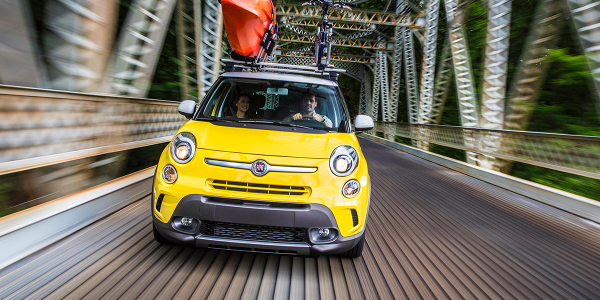 Residual values for pre-owned subcompacts such as the 2016 Fiat 500L declined by an average of...