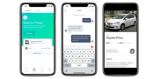 HyreCar's new mobile app features Mitek identity verification technology.