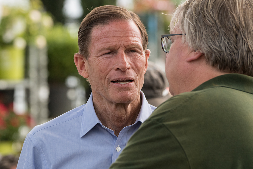 Sen. Richard Blumenthal (D-Conn.) reportedly planned to formally request a NHTSA investigation...