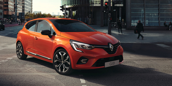 The fifth-generation Renault Clio will be among the first models to be sold with...