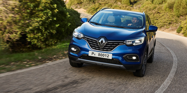 Renault's product line includes the 2020 Kadjar CUV. A merger among Renault, Nissan, and Fiat...