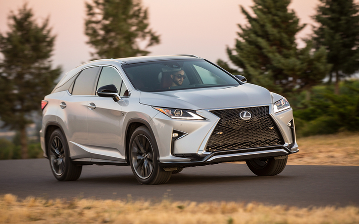 Toyota's Lexus division enjoyed a 4.4% year-over-year gain in February's U.S. light-vehicle sales report, but the automaker posted a 5.2% overall decline, joining all but a few of its competitors in a slow start to 2019. 