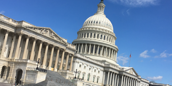 The U.S. Capitol was visited by a parade of automotive executives and trade group...