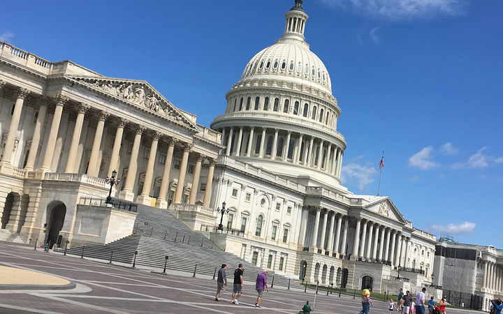 "The U.S. Capitol was visited by a parade of automotive executives and trade group representatives this week, according to a Bloomberg report that described a ""feuding"" industry united in opposition to new tariffs. 