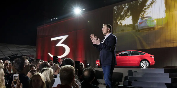 Tesla has brought its long-awaited $35,000 Model 3 sedan to market at the expense of most of its...