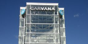 Carvana Crashes Used-Vehicle Dealer Rankings