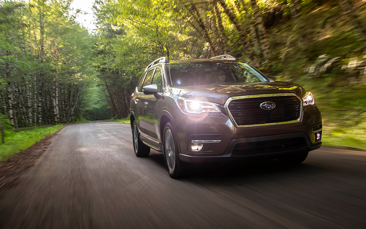 Autotrader's latest Best New Cars list includes the Subaru Ascent, a mid-size CUV that made its debut in the 2019-MY. 
