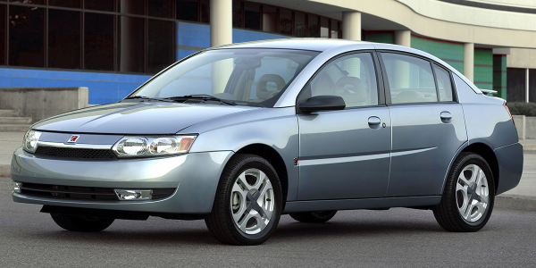 The mid-2000s Saturn Ion is No. 7 on Autotrader's list of the top 20 tax refund vehicles for...