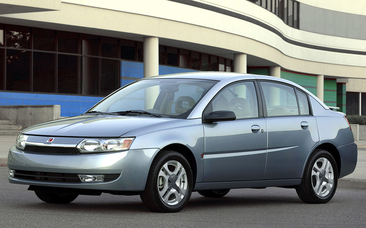 The mid-2000s Saturn Ion is No. 7 on Autotrader's list of the top 20 tax refund vehicles for 2019. 
