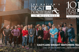 EasyCare Earns Two Workplace Recognition Awards
