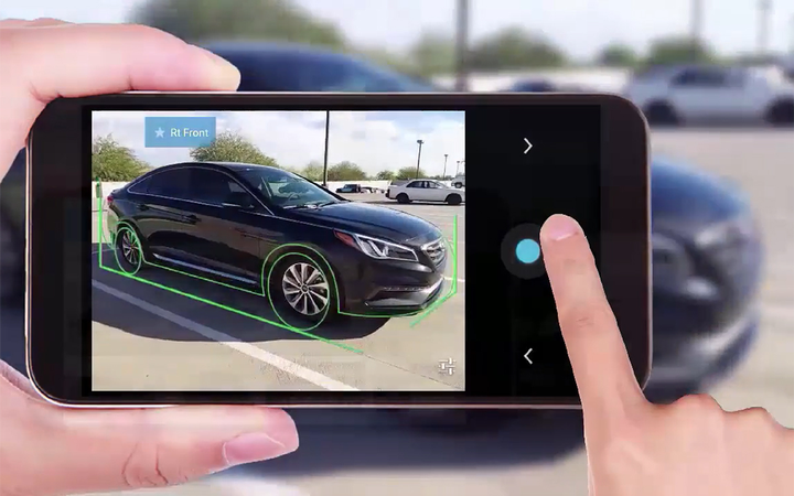 """J.D. Byrider dealers now have access to SnapLot 360, an """"immersive"""" vehicle-imaging solution released by HomeNet Automotive in January.   - Vimeo"""